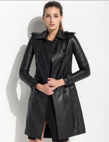 Real Leather Jackets Women - Jacket