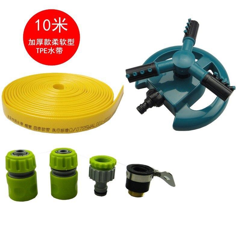 1 шт. устройство для ирригации садовый шланг разделитель труб пластиковый соединитель для капельного орошения воды сельскохозяйственный 4-...