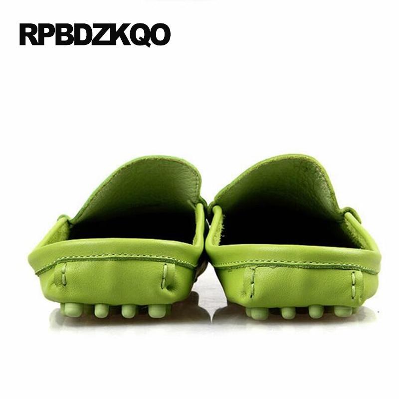 Pantoufles Hommes Slip Blanc 2017 Appartements Noir vert white blue Noir Plage Vente Nouveau Mode Chaude Confort Qualité ons Chaussures Haute Respirant Élégant Casual 8Eq6IPn6z