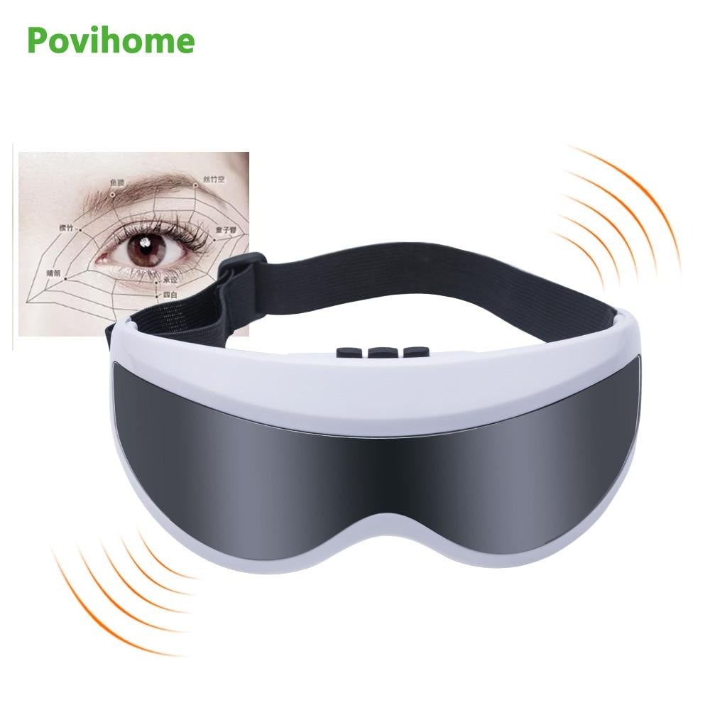 Electric Eyes Massager Eye Fatigue Alleviating Health Care Massaging font b Gadget b font Eye Protection