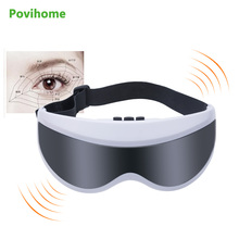 Electric Eyes Massager Eye Fatigue Alleviating Health Care Massaging Gadget Eye Protection Instrument Relaxation C1282