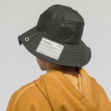 2019 Latest Japan F/W Hip hop Men women ACW A-COLD-WALL Hats Fisherman hat Fashion Label Hat Black High street Baseball cap