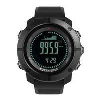 Spor ve Eğlence'ten Dış Mekan Aletleri'de APACHE Akıllı kol saati Su Geçirmez elektronik saat Için Tırmanma Spor Izci Erkekler spor saat Taktik Askeri Saat