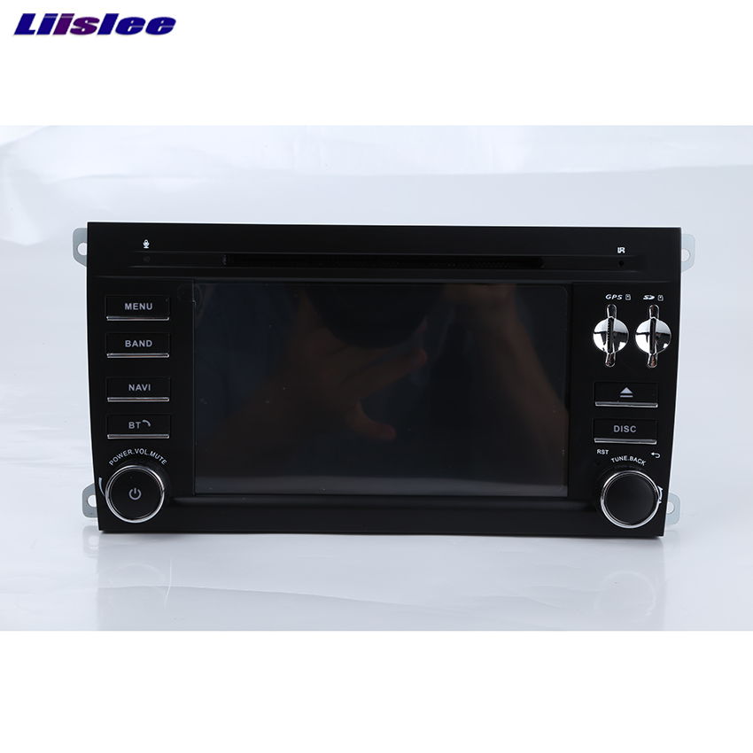 Liislee For Porsche Cayenne Car Android system Navigation GPS Stereo Player HD Touch Screen Audio Video Radio Navi