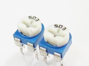 RM065 1K 2K 5K 10K 20K 50K 100K 200K 500K 1M 100R 200R 500R WH06-2 резистор Trimpot RM-065 x500PCS