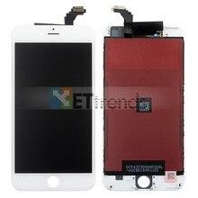 20 шт./лот ЖК-дисплей Экран сборки для iPhone 6 черный, белый цвет DHL Бесплатная доставка