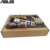 Oryginalny Używany Pulpitu płyta główna Asus M4A78 770 Wsparcie Socket AM2/AM2 +/AM3 Maksymalna DDR2 32 GB 5 * SATA II ATX Płyty Głównej