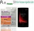 Screen Protector For Vernee Apollo Lite Clear Protective Film 9H+2.5D Anti-Explosion For Vernee Apollo Lite Tempered Glass