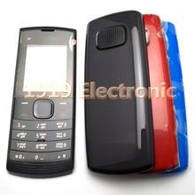 fa89214fc75 Nuevo completo cubierta de la carcasa del teléfono móvil caso de inglés o  ruso teclado para Nokia x1 X1-00 X1-01 + herramienta