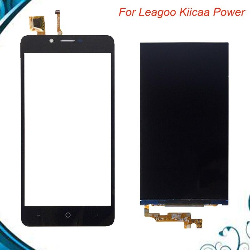 100% getestet OK Für Leagoo KIICAA Power LCD Display Touchscreen Auf Lager