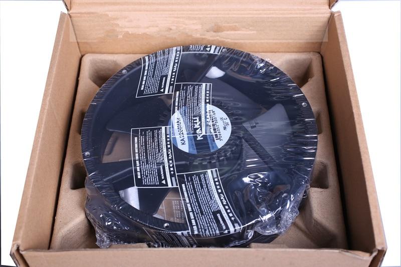 new original for KAKU Axial flow fan KA2206HA2 222*60mm All metal IP55new original for KAKU Axial flow fan KA2206HA2 222*60mm All metal IP55