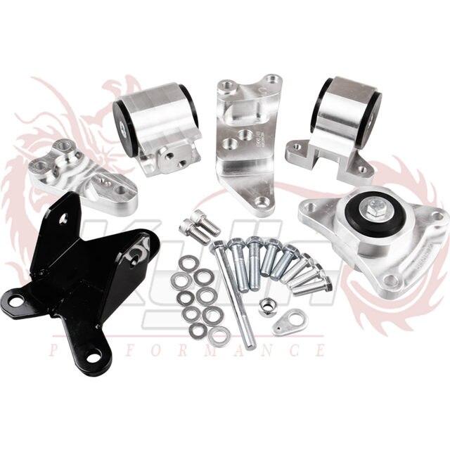 Online Shop New Arrived Aluminum Engine Swap Mount Kit For HONDA - Acura rsx motor mounts