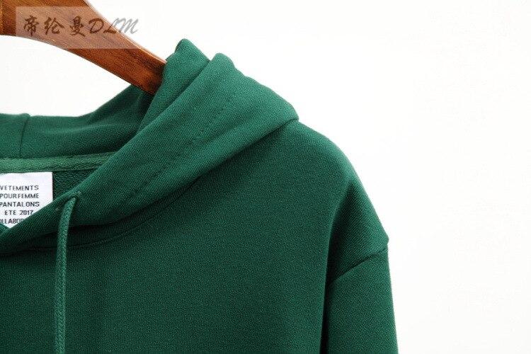 Großhandel Vetements Hoodie Männer Frauen Hohe Qualität Winter Herbst Hip Hop Oversize Vetements Sweatshirts Pullover Hoodie Von Hoto, $66.24 Auf