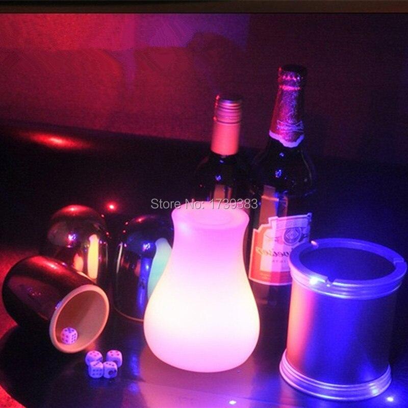 LED Vase Plant Pot 3