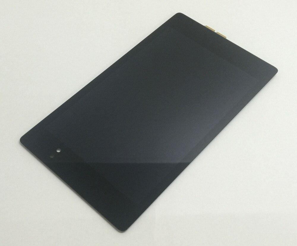 Pantalla LCD completo Monitores + pantalla táctil digitizador de vidrio asamblea para Asus Google Nexus 7 2nd me570 me571 gen 2013