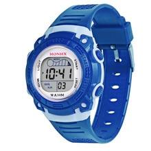 Multifunction Waterproof Digital LED Children Watch Sports Electronic Kids Watches Relogio Infantile Menino Montre Wristwatch 61