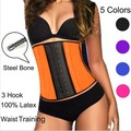 New Plus Size Ann Chery Late Waist Trainer Sexy Corset Underbust Steel Boned Waist Trainer Corsets And Bustiers For Women