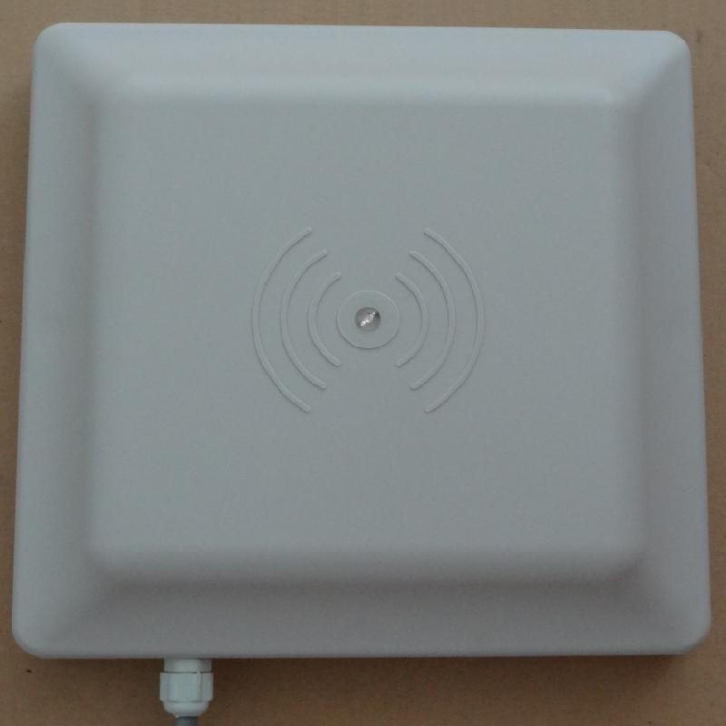 8dbi Antenna RS232/RS485/Wiegand Read 6M Integrative UHF RFID Reader Free SDK Big Discount
