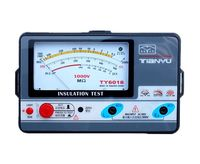 TY6018 1000V insulation resistance meter,analog INSULATION TESTER, 0.5 2000M