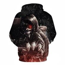 Tokyo Ghoul 3D Hoodies (12 Models)