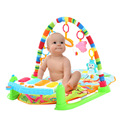 Multifunctional Baby Play Mat Kicking and Playing Piano Body-building with Flashing Lights for Baby Intelligence Educational Toy