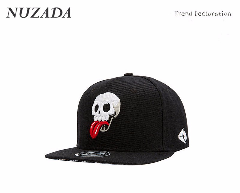 67752609c0b Brands Men Women Baseball Cap Caps Snapback bone Sports Hat Hats Hip Hop  Skull Punk fashion embroidery cotton ...