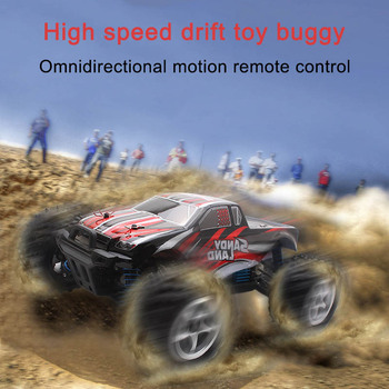Off Road RC Racing Car Vehicle 2.4Gh High Speed Remote Control Truck Bithday Christmas Kids Gift BM88