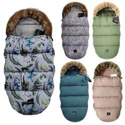 Elodie детали детский спальный мешок зима теплая коляска Sleepsacks халат для младенца инвалидная коляска конверты для новорожденных Прямая