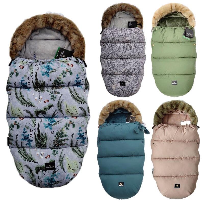 Elodie Details Baby Schlafsack Winter Warme Kinderwagen Sleep Robe Für Säuglings rollstuhl umschläge für neugeborene dropship