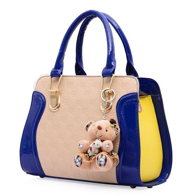2015 New Women Handbags Look Creative Style Luxury Hand Carry Bags