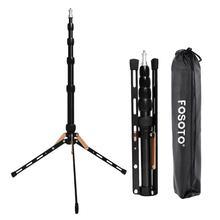 Fusitu FT-140 Light Stand Portable Tripod 1.23m For Camera Phone Photo Studio Photographic Lighting Flash Umbrellas Reflector