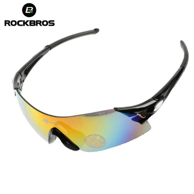 62f478e258 ROCKBROS Cycling Eyewear Glasses Men Sports Sunglasses UV400 Road MTB  Mountain Bike Bicycle Glasses Riding Protection