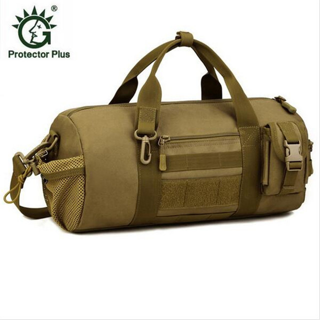 Protector Plus Drum Travel Bag Camouflage Fashionable Duffle Bags Multi Function Men S Handbags