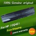 Jigu 100% baterías de portátiles originales originales para hp pavilion g4 g6 G7 CQ32 CQ42 CQ43 G42 G32 DM4 DV6 430 Baterías 593553-001