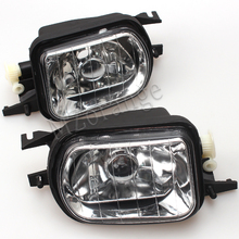 For Mercedes Benz W203 C-Class C320 C240 C230 C350 C280 2038201856 2038201756 L/R Bumper Fog Light Lamp Foglight Without Bulb