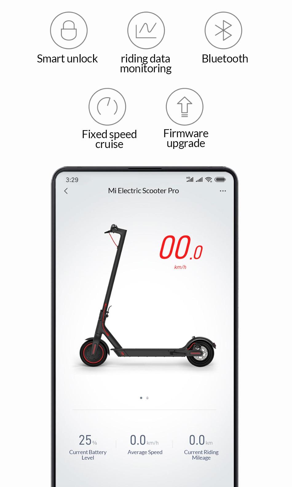 小米米家电动滑板车pro_30