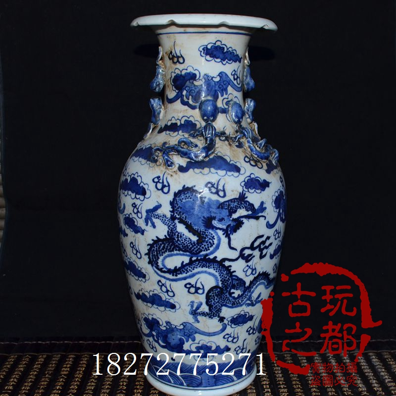 antique collection of jingdezhen porcelain antique