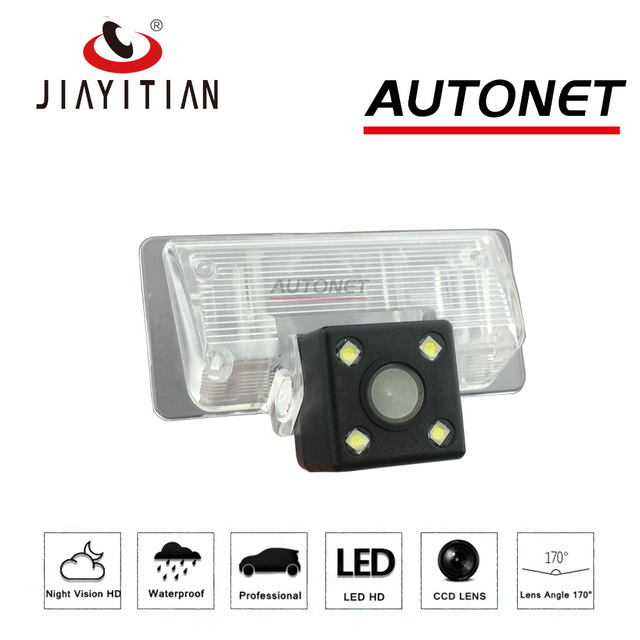 JIAYITIAN rear camera For Nissan Elgrand E52/Serena c26 highway 2010~2017/Night Vision/License Plate camera/CCD/Reverse Camera