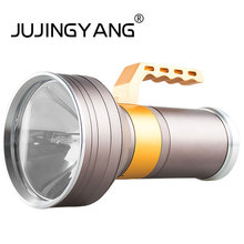 JUJINGYANG Strong light super bright long-range spotlight night fishing searchlight HID xenon lights