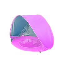 Sunscreen Baby Beach Tent Uv prote Foldable Portable Awning Outdoor Children's Beach Shade Pop Up Pool Camping Sunshade Tents