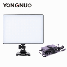 YONGNUO YN300 Air LED Video Light Panel with AC Power Adapter for Wedding VideoPhotography for Vlogger Vlogging