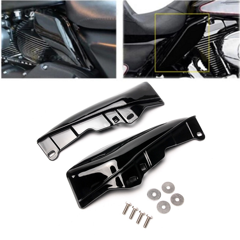 100% True Front Outer Fairing Air+deflector For Harley Touring Electra Street Glide 14+ Frames & Fittings Automobiles & Motorcycles
