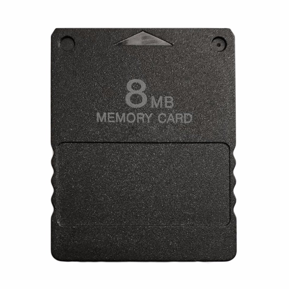 Drop Shipping Card For PS2 For Playstation 2 For PS 2 8MB 8M 8 MB Memory