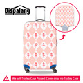 Ballet Thick Elastic Travel Luggage Protective Covers Apply 18-30 Inch Trolley Case Dancing Girl Waterproof Suitcase Cover