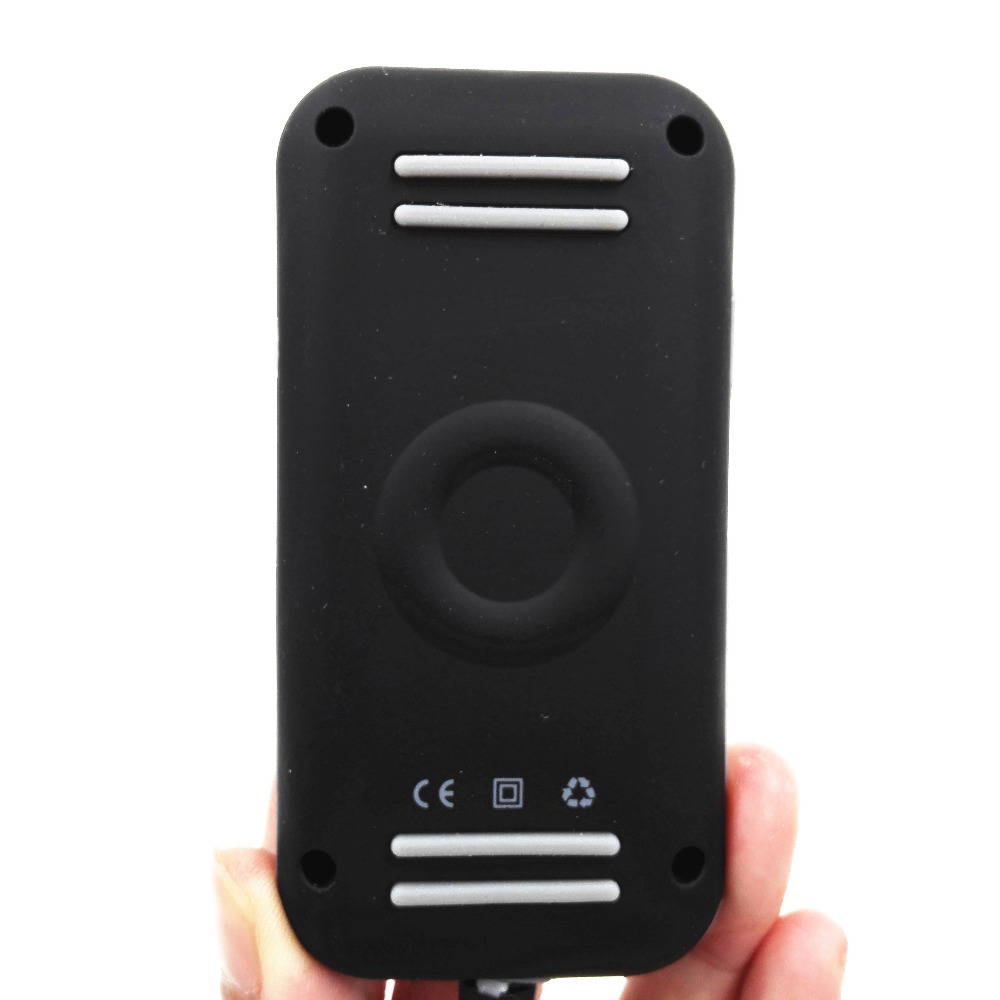 Hot Realtime Car Motorcycle GSM/GPRS/GPS Tracker Quad Band Tracking Device TK110 GPS Locator Google Link Real Time Tracking