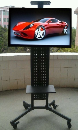 32 42 43 47 50 55inch HD Floor Stand Removable Digital Tft Lcd Hd Network Signage Media Player I5 4G Compute Pc