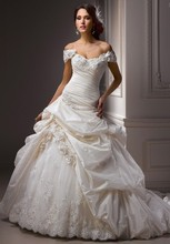 sexy wedding dresses free shipping 2013 spaghetti strap lace embroidery vintage design flowers dress