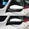 ABS Rearview Mirror Side Molding Frame Cover Decoration Trim For Honda New Civic 2016 Plating Sticker