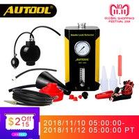 AUTOOL SDT206 автомобилей Дым детектор утечки автомобильной EVAP Leak локатор SDT 206 Авто диагностики с всасывающая камера водителя