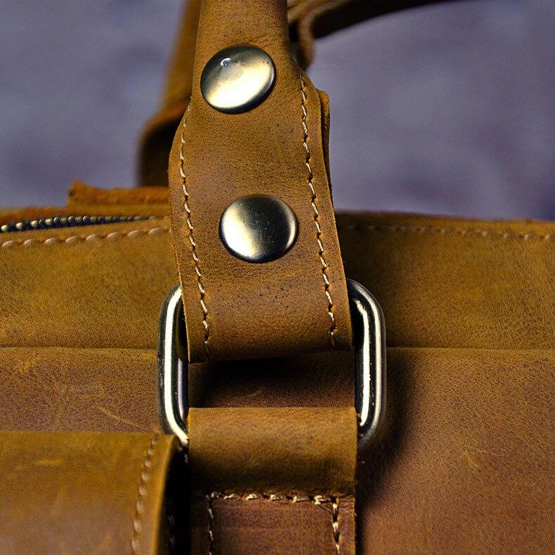 HTB1NaNzbyqAXuNjy1Xdq6yYcVXaN Original leather Men Fashion Handbag Business Briefcase Commercia Document Laptop Case Design Male Attache Portfolio Bag 3061-bu